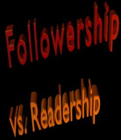 Why don't our followers follow us?