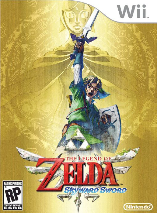 The Legend of Zelda: Skyward Sword Limited Edition 2011