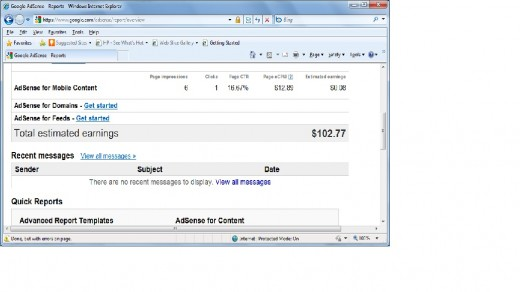 Google Payout