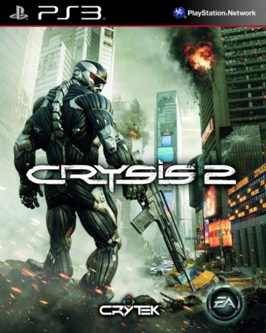 Electronic Arts Crysis 2 PlayStation Edition
