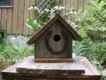 Diane Rivers A Bird House Builder Extraordinaire