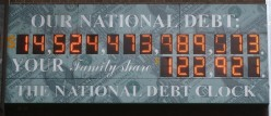 By 2040 US national debt will reach 35 Trillion dollars. What do you think should be done to stop it