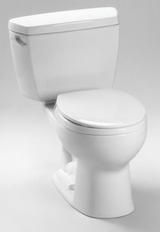 Two High-Flow Toilet Brands That Never Clog | Dengarden