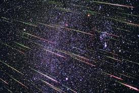Every thirty years or so, it not uncommon to observe in excess of 100 meteors per hour, in relation to the yearly November Leonid Meteor Shower.