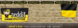 Hufflepuff won the house cup for August. I'm a Slytherin - needless to say, I'm a little bitter.