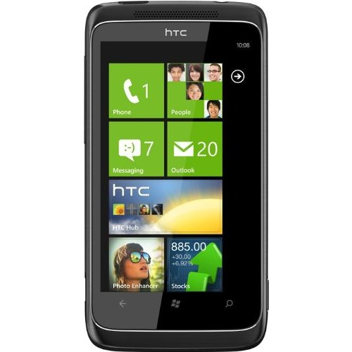 HTC 7 Trophy T8686 Windows Phone 7 smartphone