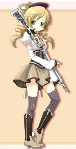 Cosplay Mami Tomoe