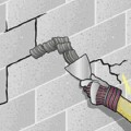 Fig 3.  Patching a Wall