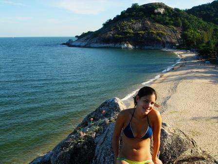 Secluded Had Sai Noi Beach