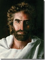 "This portrait of Jesus, painted by a very young visionary named Akiane Kramarik, is the one Colton  picked out of hundreds of pictures, as the one that looks the most like Jesus whom he saw while in ""Heaven"""