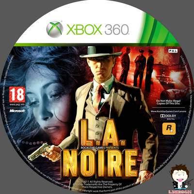 L.A. Noire XBox Edition