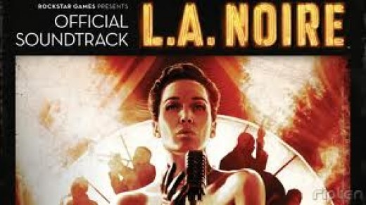L.A. Noire Detective Game Soundtrack