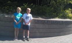 The Oregon Coast Aquarium In Newport Oregon