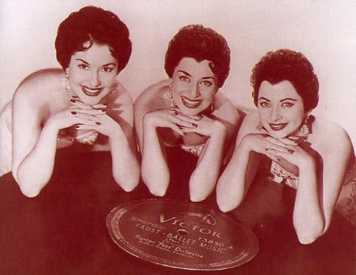 DeCastro Sisters
