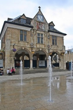 Peterborough - The History Behind The City. Part 1