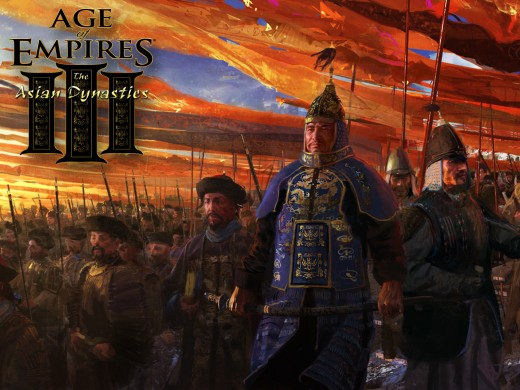 Age of empires - Chinese campaign