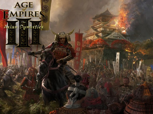 Age of empires - Japanese campaign