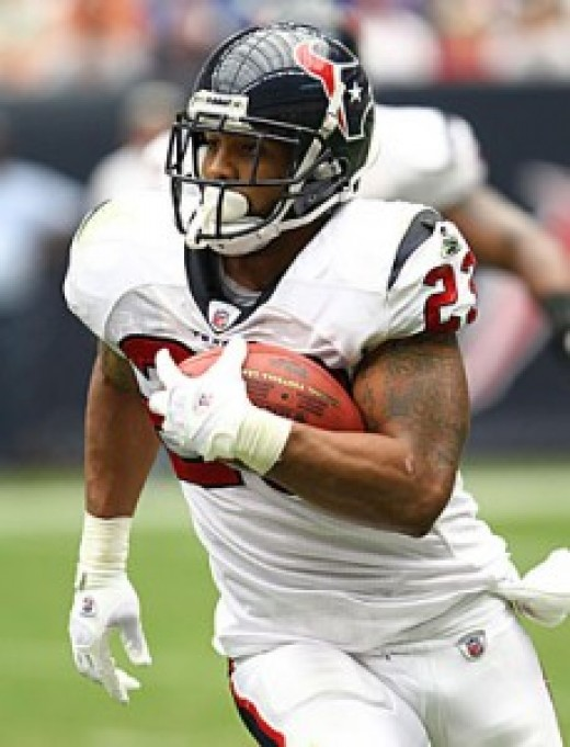 Arian Foster needs to perform like he did last season for the Texans to win the South