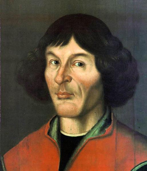 Nikolaus Kopernikus, painted 1580