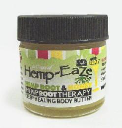 Hemp Eaze Hemp Root & Honey Butter is Here!
