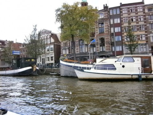 Bicylce, bridges, canals, cinemas, markets--you'll find plenty of these and more in the largest city of the Netherlands. Amsterdam charms with its blend of modern architecture and historical buildings.