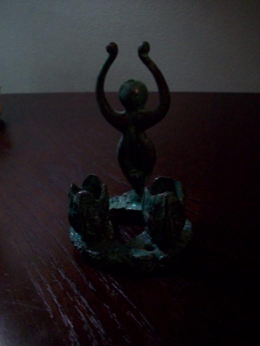 Goddess Figurine