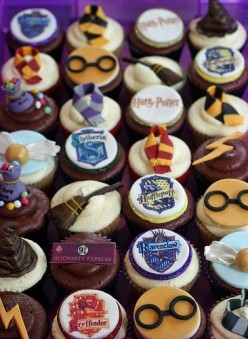 Harry Potter Bakery Creations