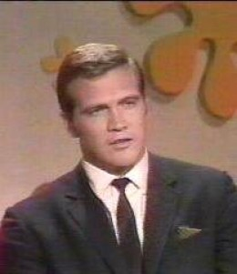 LEE MAJORS star of The Big Valley and Six Million Dollar Man once appeared on The Dating Game, which served as a springboard for up and coming actors in Hollywood.