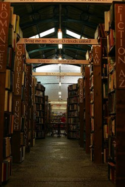 The Secondhand Book Shop