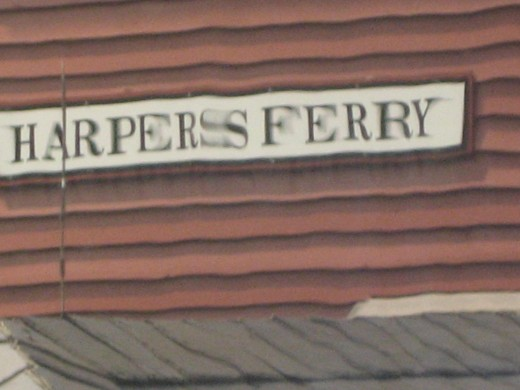 Harpers Ferry, Amtrak