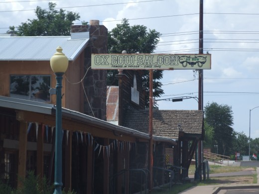 Ox Bow Saloon, Payson, Arizona