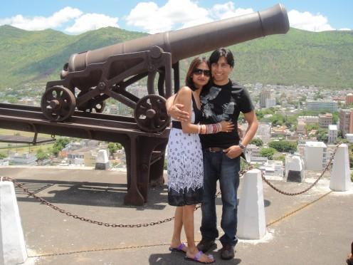 honeymoon pics!