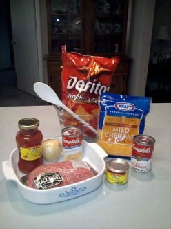 You can make Willodean's Quick And Easy Mexican Casserole with only a hand full of ingredients and a few simple steps!