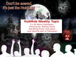 HubMob Weekly Topic: It's All About Halloween, Hubbers!