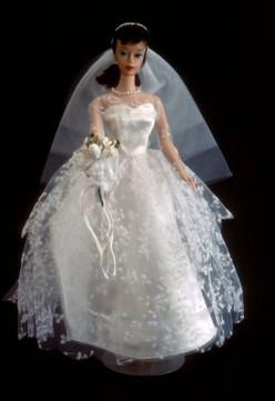 Barbie in Wedding Day Set