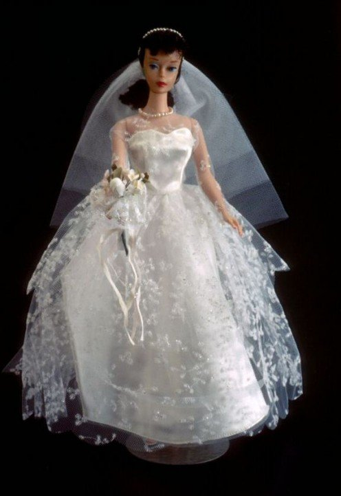 Barbie in Wedding Day Set
