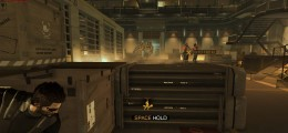 Deus Ex Human Revolution F.E.M.A Facility - Care to take on this robot?