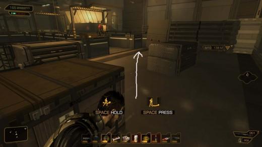 Deus Ex Human Revolution Difficult Parts