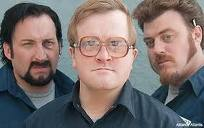 L to R: Julian (John Paul Tremblay), Bubbles (Mike Smith), and Ricky (Rob Wells). Sure, they're cool but would you want them as neighbors?