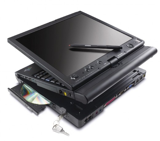 Typical Lenovo Tablet PC