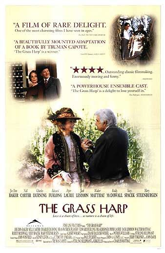 The Grass Harp Poster