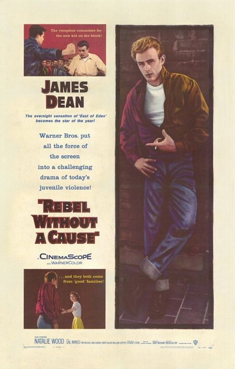 Rebel Without a Cause Poster