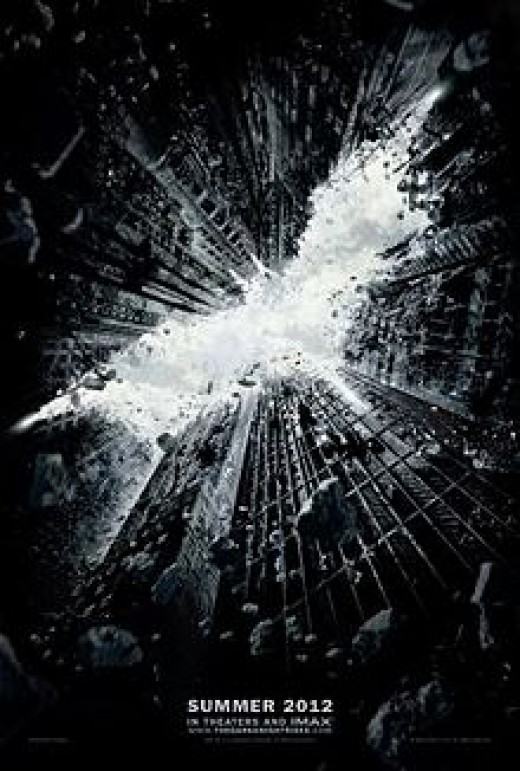 Batman promo shot