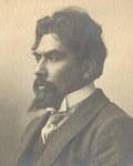 Jan Theodor Toorop (1858-1928) Dutch impressionist, symbolist and art nouveau painter, illustrator and graphic designer