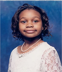Asia Cottom age 11