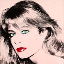Andy Warhol Farrah Fawcett Original - since her death her husband Ryan sure must be missing her as he tried to keep a piece of her that wasnt his. As But the pop iconic artist Andy Warhol Farrah Fawcett painting found in her husband Ryan Oneal house