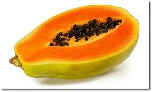 Papaya has one of the best types of enzymes, protease, which helps people fully break down meat into its base amino acids.
