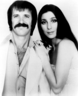 Sonny and Cher In the 1970s, they also positioned themselves as media personalities with two top ten TV shows in the US, The Sonny & Cher Comedy Hour and The Sonny & Cher Show.