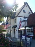 Solvang, California. America's Danish village