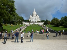 The Sacr-Coeur
